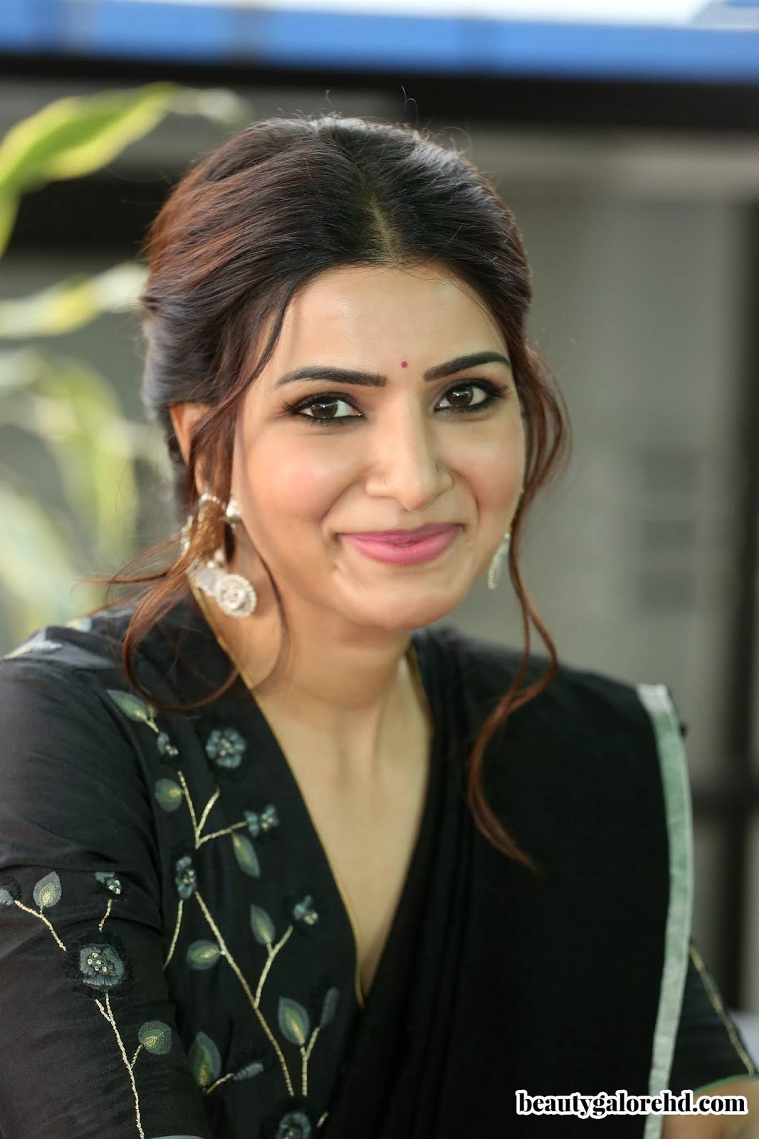 Samantha At Jaanu Movie Interview