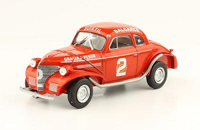49- Chevrolet Master Coupe (1949) Juan Manuel Fangio