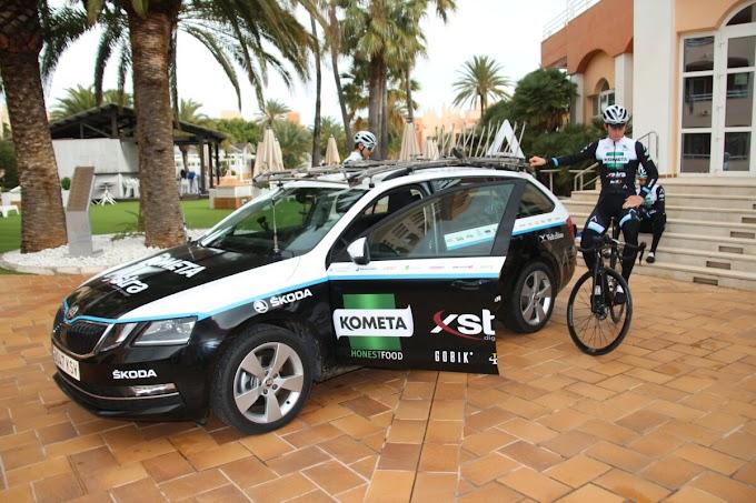 El equipo Sub23 de la Fundación Contador confirma su equipo para 2021
