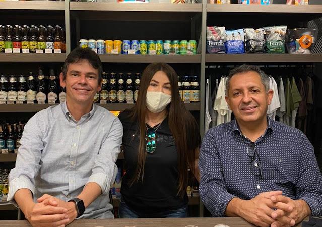 Empresários inauguram franquia de cervejas artesanais, em Barreiras