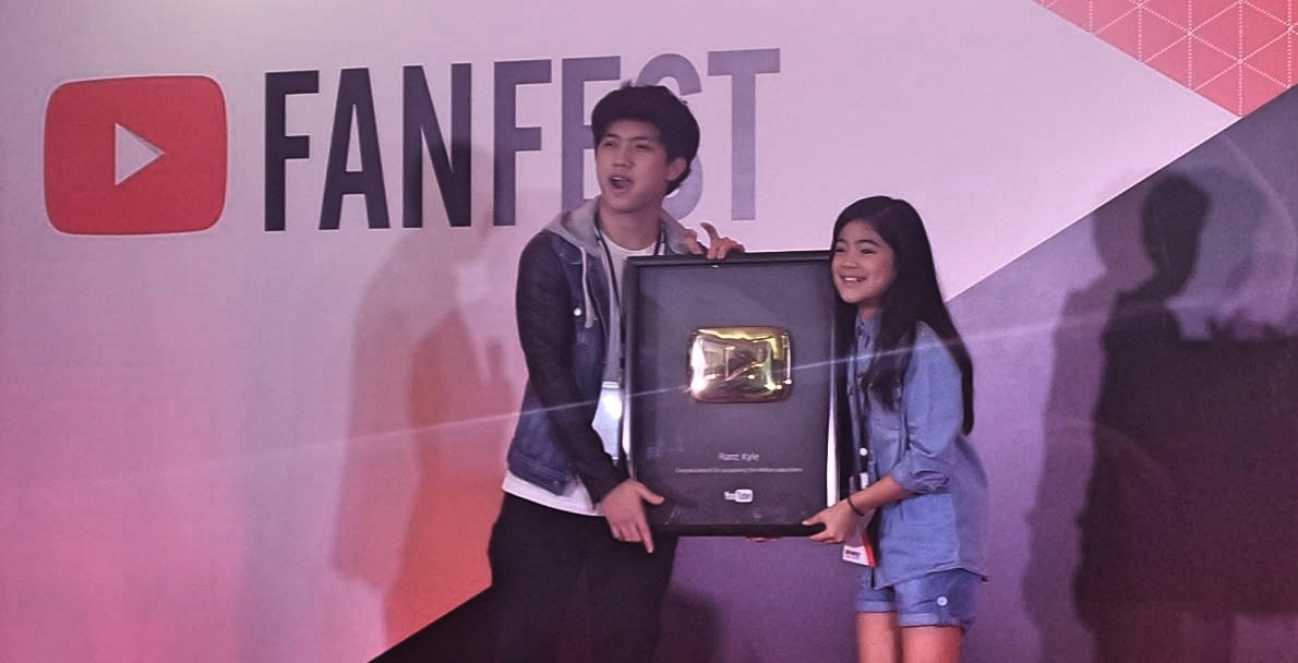 The dance act of Ranz Kyle and Niana became popularly known as #SiblingGoals.