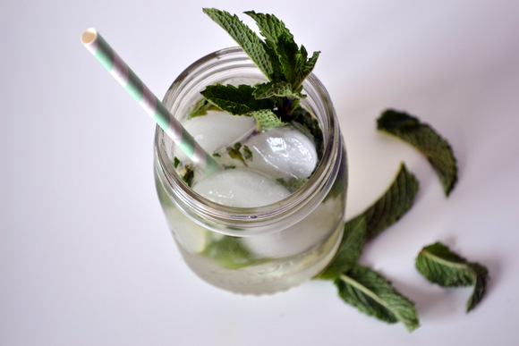 Mint Mojito Recipe Drink Cheers