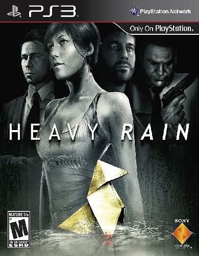 heavy rain  - Download Heavy Rain by Torrent For PS3