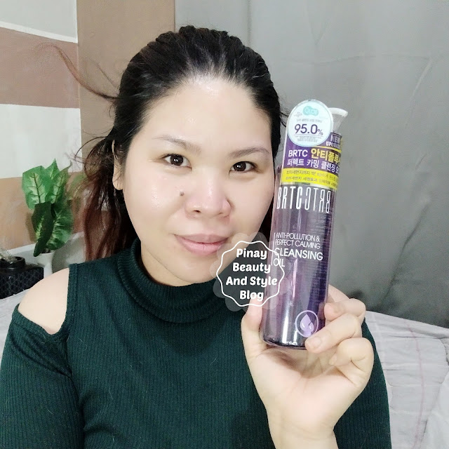 BRTC Perfect Calming Cleansing Oil Review