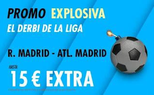 suertia promo Real Madrid vs Atletico 12 diciembre 2020