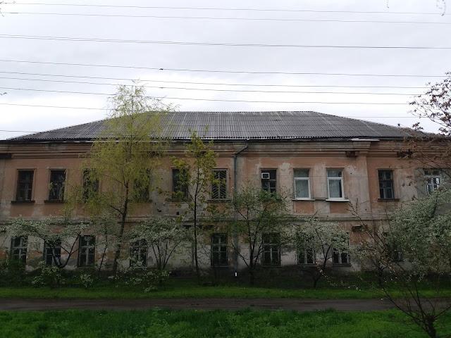 Житловий будинок (Театральна 3, Кременчук)