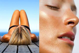 cara mengatasi kulit terbakar sinar matahari secara alami