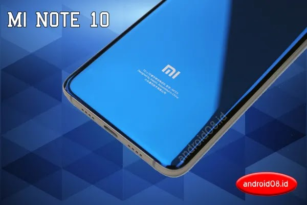 Xiaomi Rilis Mi Note 10