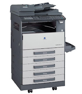 Konica Minolta Bizhub 211 Driver Download