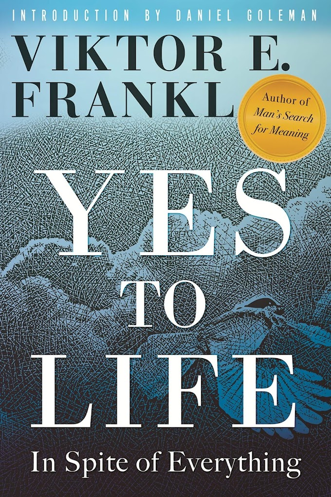 Yes to Life by Viktor Frankl FREE Ebook Download