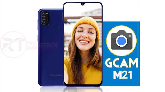 تحميل  Google Camera لهاتف Samsung Galaxy M21