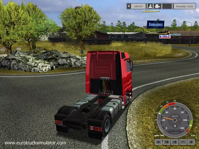 تحميل لعبة قيادة الشاحنات Euro Truck Simulator 2 للكمبيوتر رابط مباشر احدث إصدار 2021