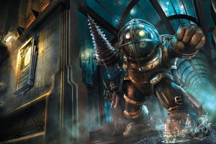 Гор Вербински рассказал, почему фильм по игре BioShock не вышел