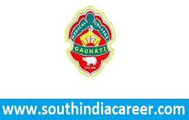 Gauhati Medical College Recruitment 2020