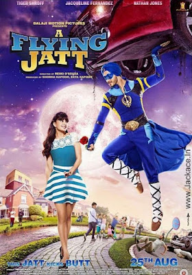 A Flying Jatt Budget & Day Wise Box Office Collection