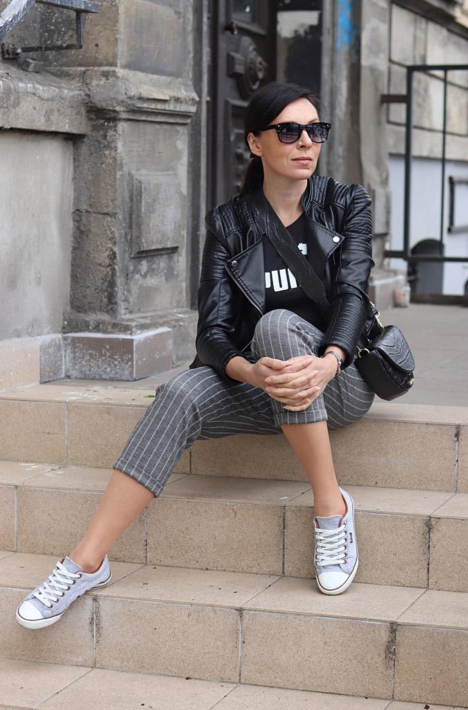styl casual damski