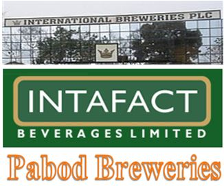Image result for international breweries merge with intafacts