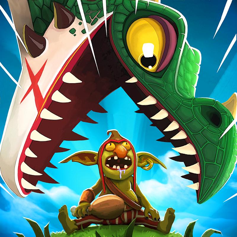 Hungry Dragon v2.4 Apk Mod [Dinheiro Infinito]