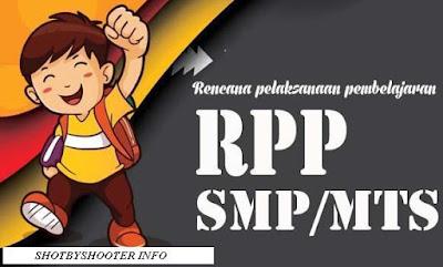 RPP SMP Kurikulum 2013 Revisi 2017 Matpel Bahasa Inggris Menjadi Alat Bantu Proses Belajar-Mengajar
