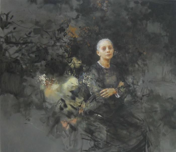 Эмоциональные портреты и фигуративные композиции. Candace Charlton