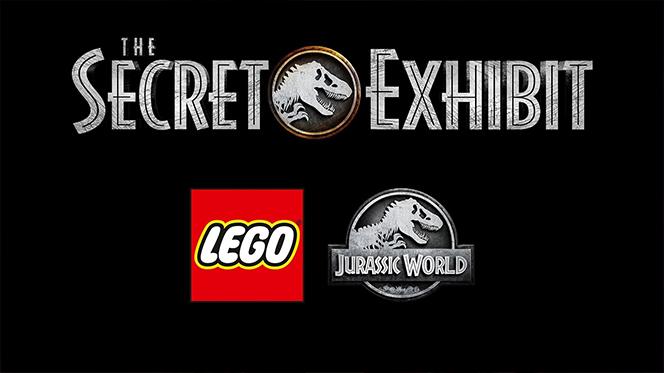 LEGO Jurassic World: The Secret Exhibit (2018) Web-DL 1080p Latino-Ingles