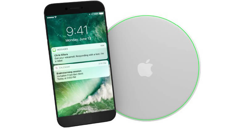 wireless charging for iphone 8