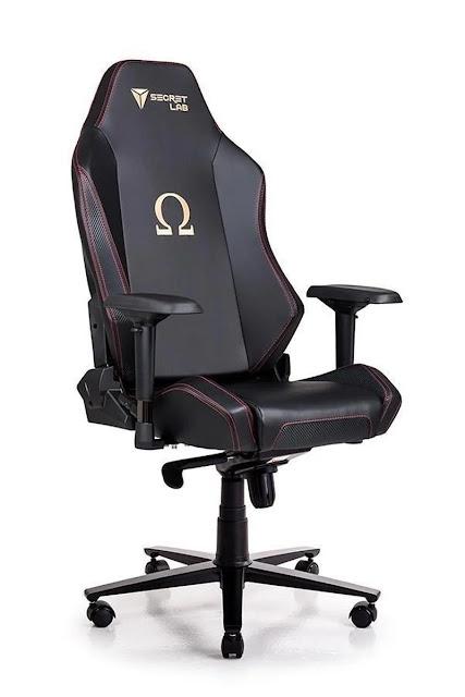 3. Secretlab Omega
