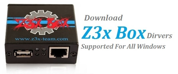 Z3x box install windows 7 32 bit