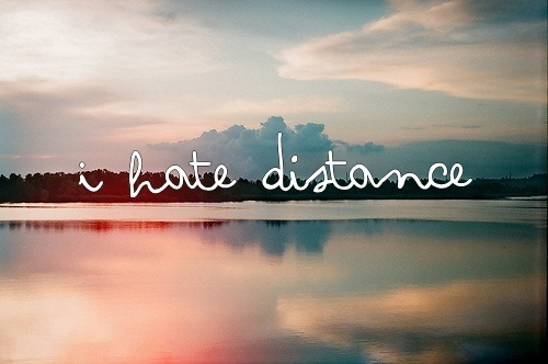 Bonitas Frases De Amor I Hate Distance