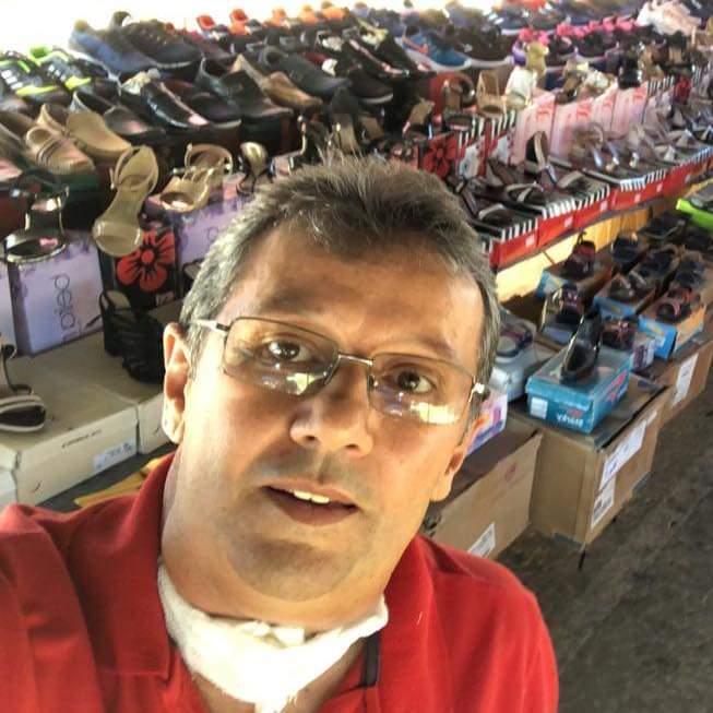 Morre aos 55 anos, o comerciante angicano Sandro Moreira