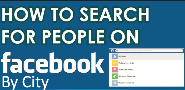 Facebook Search Friends by Location - Jason-Queally