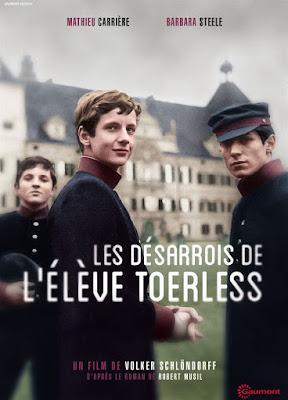 Der junge Törless / Young Torless / テルレスの青春 ~僕らは豹変する存在