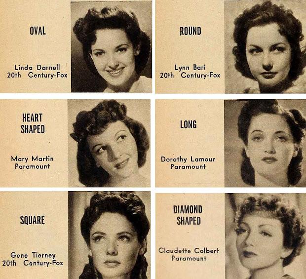 1940s hair and make- secrets