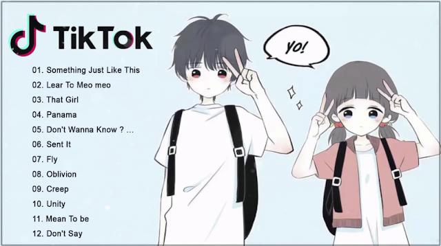 Music Trending di TikTok