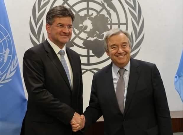 الأمم المتحدة تنفي تعيين مبعوث جديد لقضية الصحراء المغربية