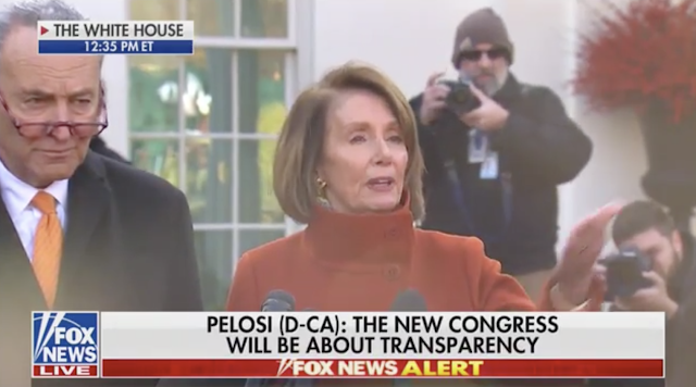 PELOSI CALLS OUT FOX NEWS REPORTERS — HARRIS FAULKNER FIGHTS BACK