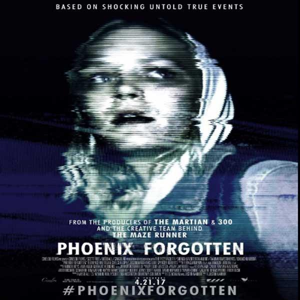 Phoenix Forgotten, Phoenix Forgotten Synopsis, Phoenix Forgotten Trailer, Phoenix Forgotten Review