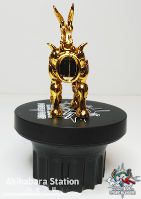 Saint Seiya Myth Cloth APPENDIX Gold Cloth Object ~ Tamashii World Tour ~