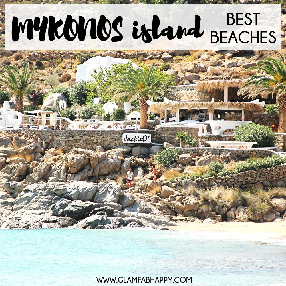 Mykonos island best beaches, Mikonos ostrvo najbolje plaze