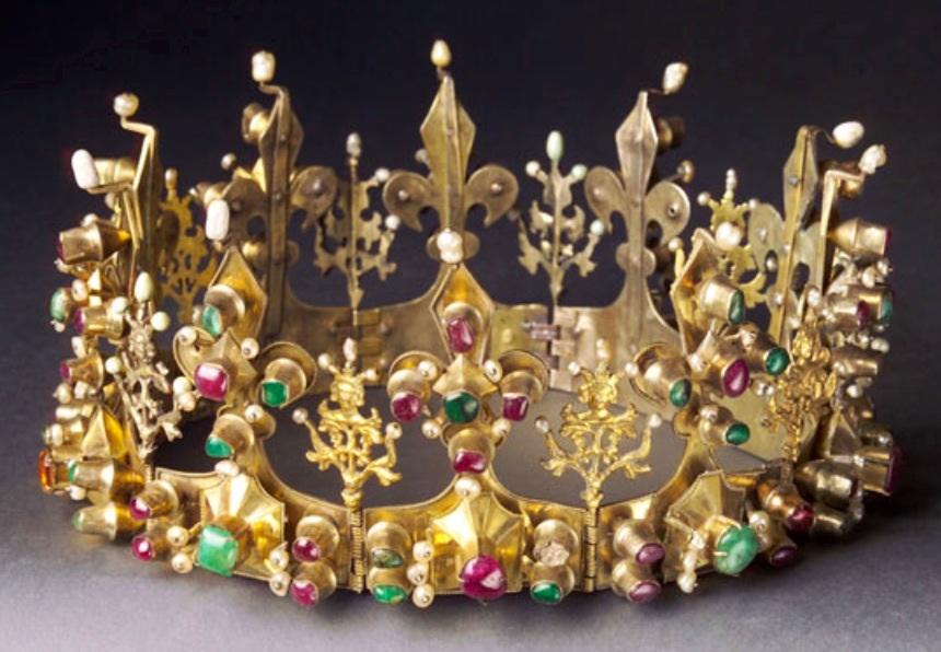 Gold King Crown Fondos De Pantalla