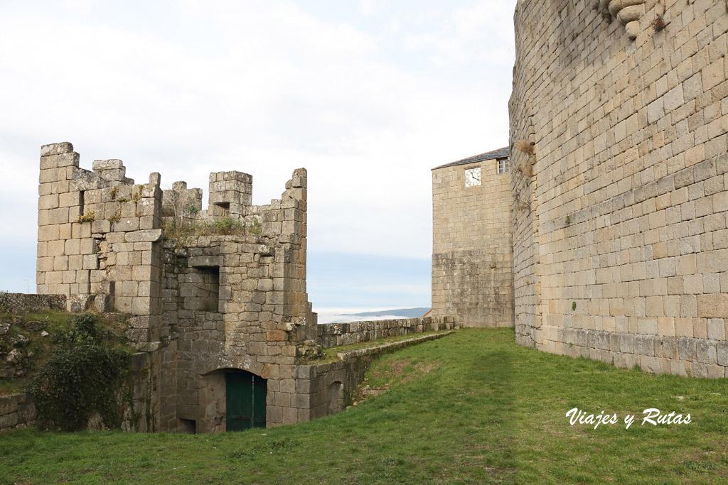 Castillo de Castro Caldelas, Ourense