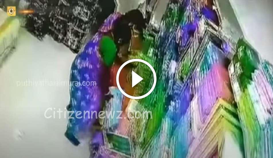 10 ஆயிரம் கோடி திருடுனவனா விட்டுருங்க – 200 ரூபாய் சேலை எடுத்தவங்களை நியூஸ் ல போடுங்க