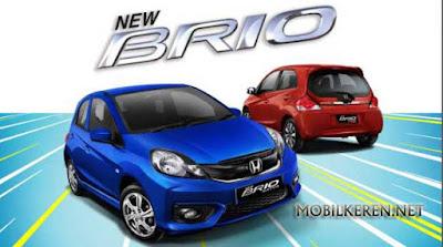 Harga Mobil Honda New Brio Terbaru 2016