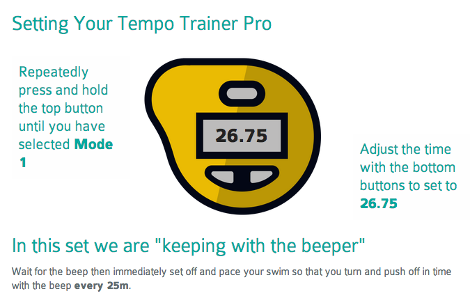 How to use your Critical Swim Speed to optimise your swim