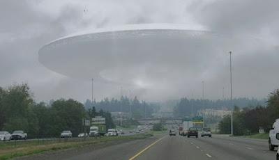 UFO Itu Nyata! Klaim Mantan Ilmuwan NASA