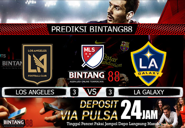 PREDIKSI LOS ANGELES VS LA GALAXY 23 AGUSTUS 2020