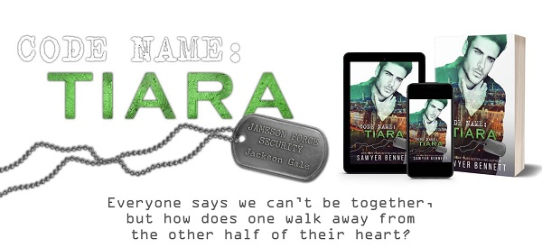 Code Name: Tiara. Everyone says we can't be together, but how does one walk away from the other half of their heart?