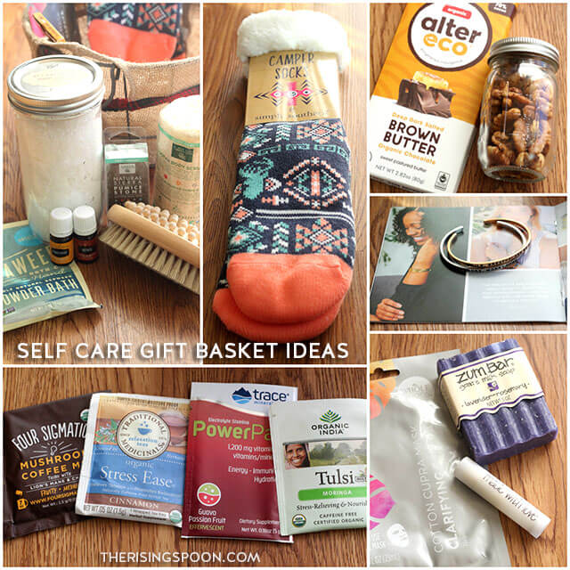 DIY Self Care Gift Basket Ideas For Friends & Family