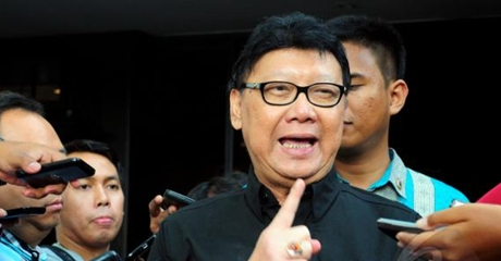 Mendagri Sebut Ada Mantan Menteri Ingin Pancasila Diganti Syariat Islam, Kini Komisaris Perusahaan Plat Merah