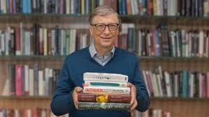10 of Bill Gates's Favorite Books About Technology 2021